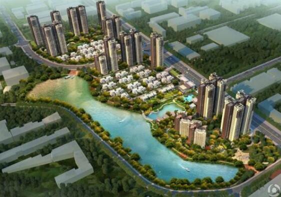 这里,将是未来松湖片数十万人才制造梦想的居住地