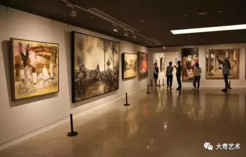 文脉传薪,百年写意油画的文化传承