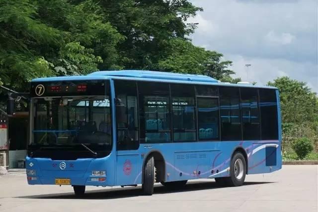 惠州市区中心区下月起将全面试行TC公交