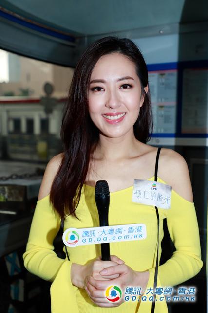 喜欢拍爱情片 唐诗咏自曝投入爱袁伟豪