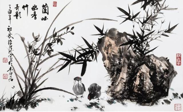 许锦添作品展——品读多元艺术人生