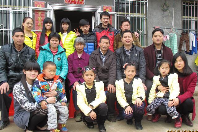 赖慧浓、叶丽丽小学中学幼儿园家庭图片