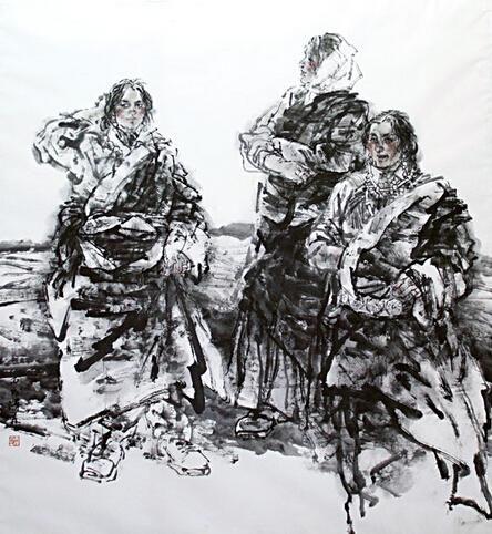 艺术家黄泽森