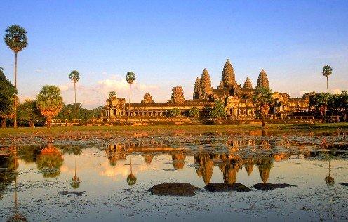欢乐柬埔寨 同度送水节●推荐理由: