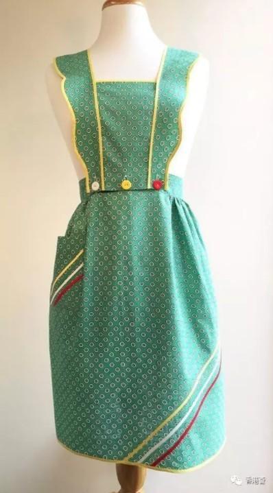 母亲节「围」抱爱经典古着围裙珍藏展