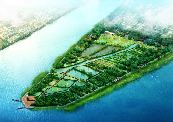 横琴滨海湿地公园