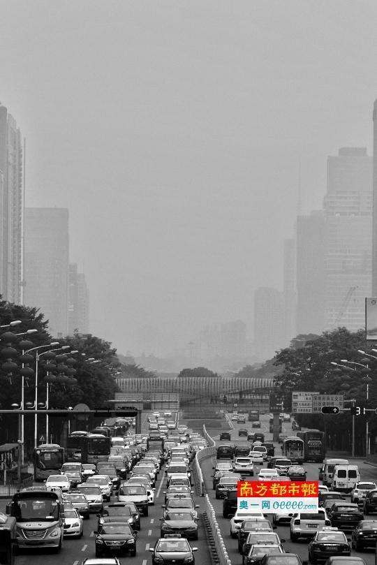 深圳未来三天气温略降 本周末将有一波冷空气