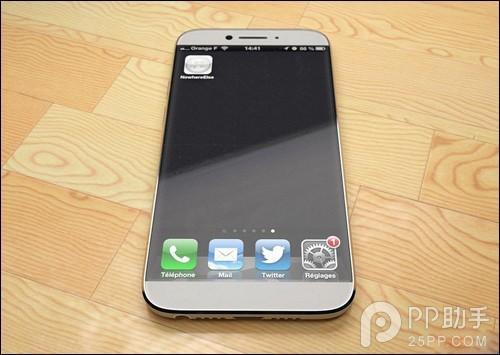 iPhone6真机照曝光 A8处理器+4G内存神搭配