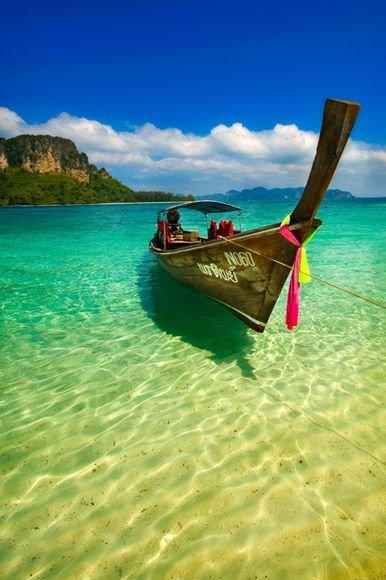《国家地理》推荐让人毕生难忘的泰国美景图片
