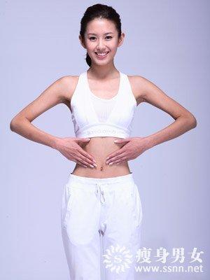 腹部按摩法 帮你排毒助消化_大粤网_腾讯网