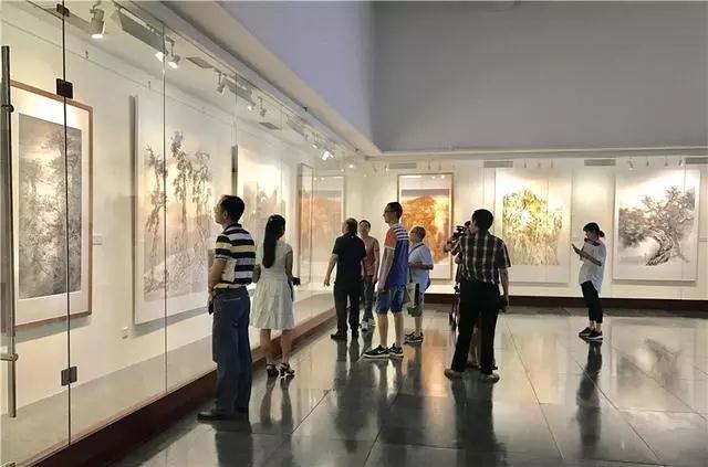 视频档案 | 中国画中的写意精神――一次地缘文化联动的探索
