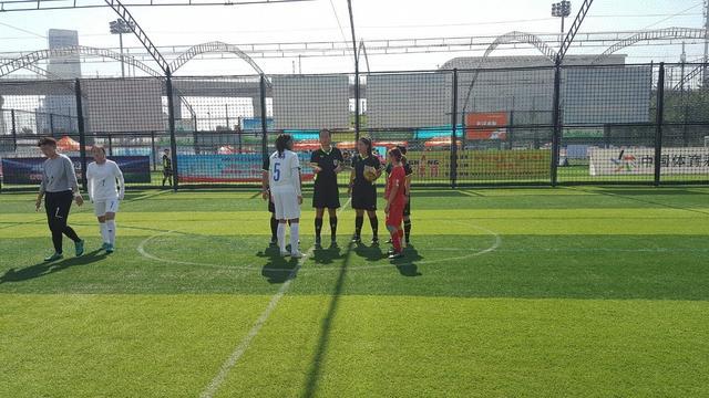 香港五人女子足球队将与内蒙古争夺第七名
