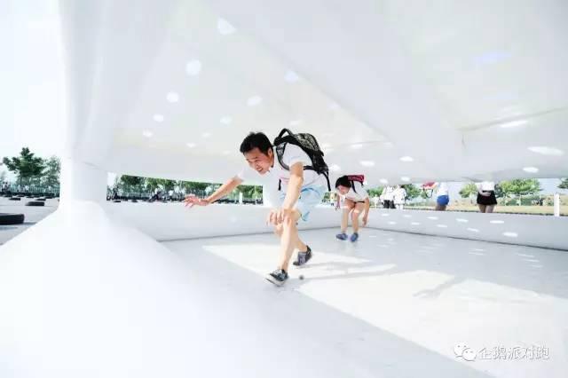 【大粤网友节】企鹅派对跑开跑在即