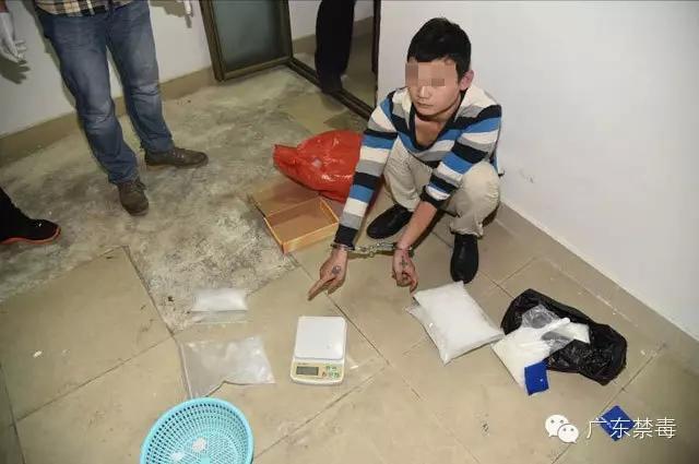 东莞打掉特大跨省贩毒团伙 缴获大批毒品毒资