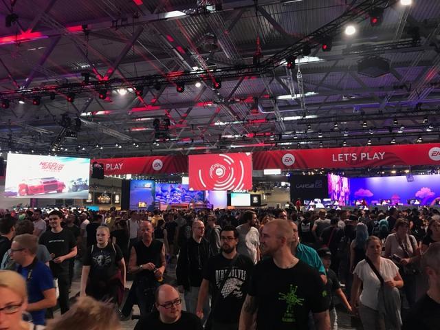 国际大型游戏展Gamescom 2017回顾