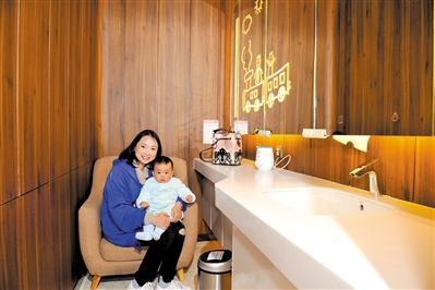 今年建成199间母婴室