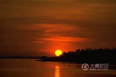 广东人少景美逼格高的旅游地