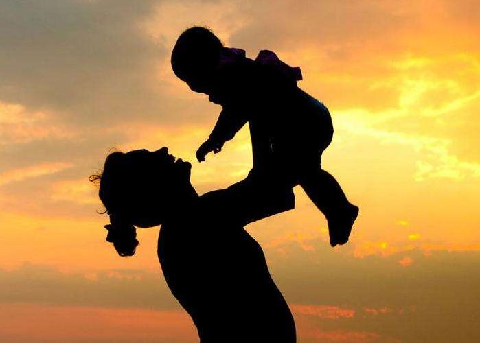 两个孩子的妈妈就是超人
