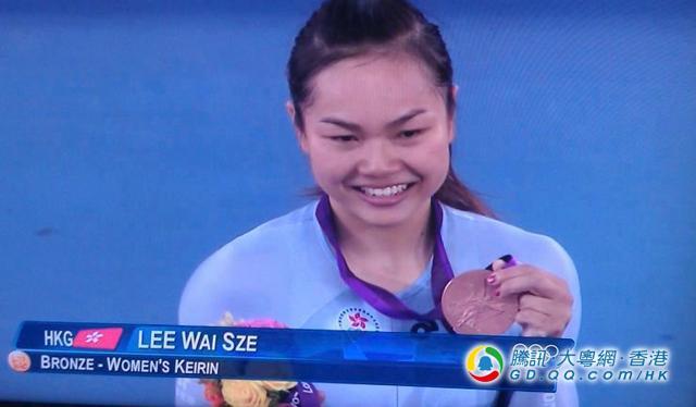 向2020奥运进发 李慧诗:是我人生的使命