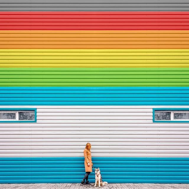 乌克兰摄影师Grigoriy Shkarupilo的极简风格摄影作品