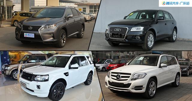 最高降13万 四款豪华中型SUV推荐