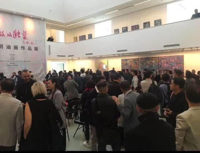 中国国家画院美术馆举办艺术家叶向明个展 于4月19日隆重开幕