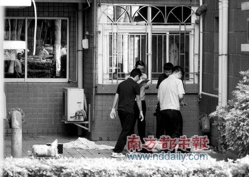 14岁男孩跳下33楼当场死亡 留遗书称升学压力大