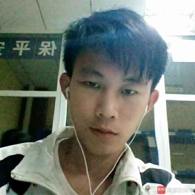花都19岁技校男生失联一个多月 疑进传销组织