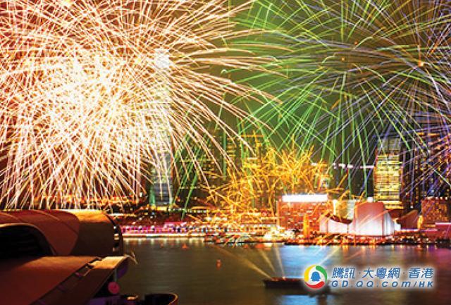 香港新年必去热点攻略