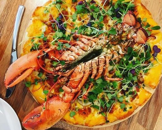龙虾pizza