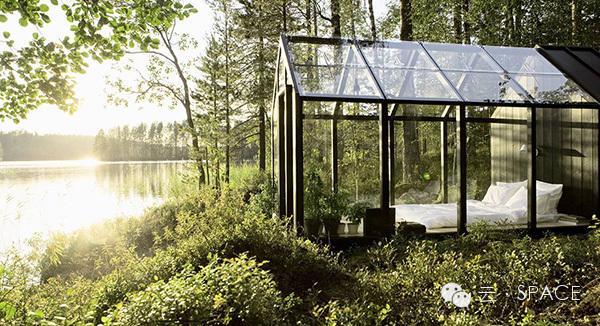 迷情玻璃屋