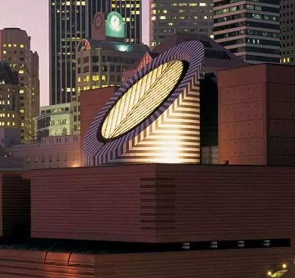 旧金山现代艺术博物馆:世界上规模最大的当代艺术收藏?