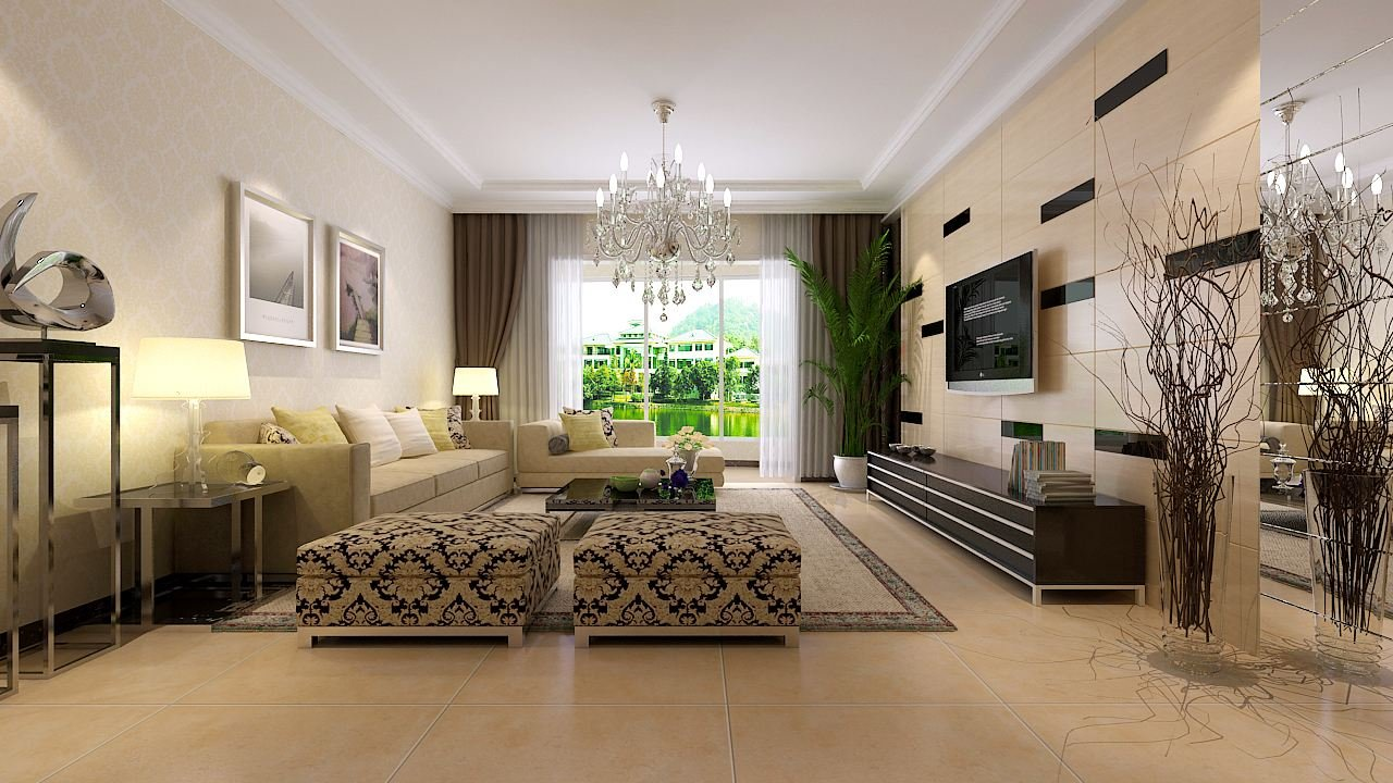 攻略:小户型客厅装修注意事项
