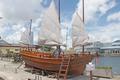 世界海洋日 团体冀传承传统帆船文化