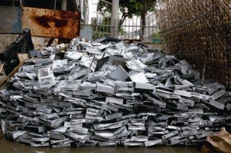 汕头贵屿电子垃圾之都:90%儿童受重金属污染