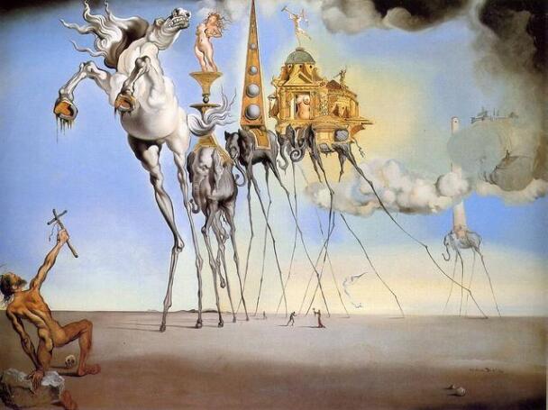 脑洞大开的画家博斯,超现实主义的启发者