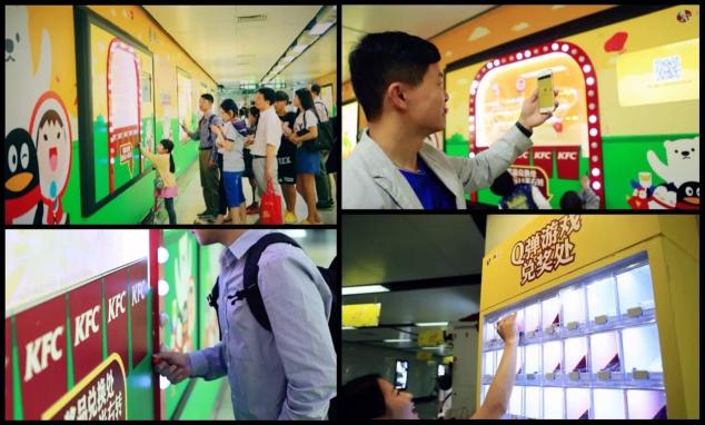 好美啊!深圳这条地铁里有片小麦墙 可以闻到麦香