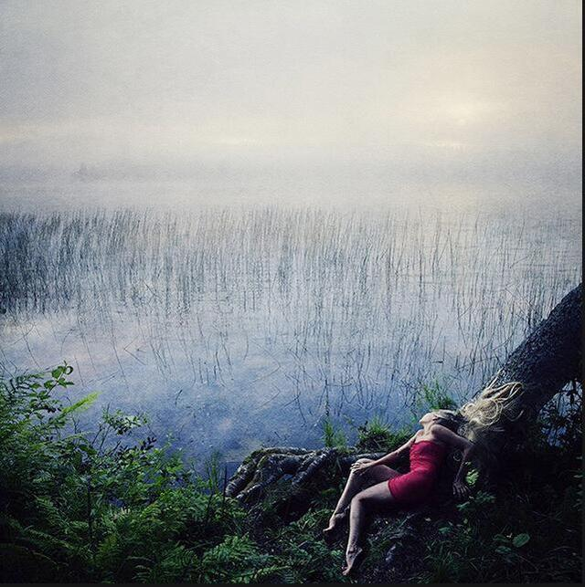 Kylli Sparre:超现实主义风格梦中芭蕾