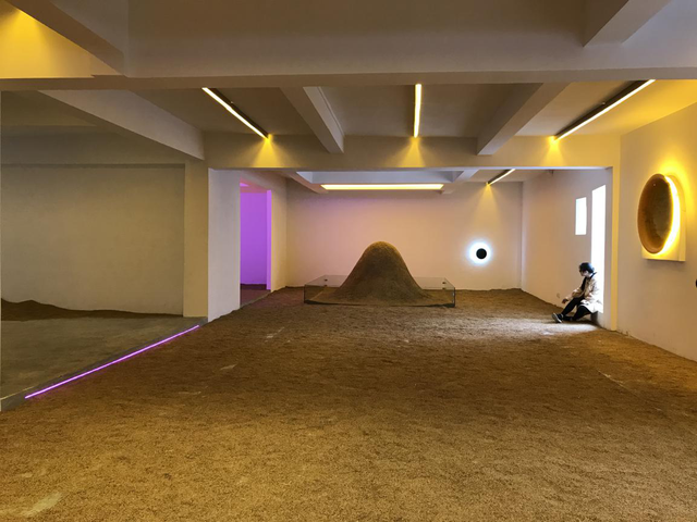 """""""有米""""——加号特展在柱·美术馆开幕"""