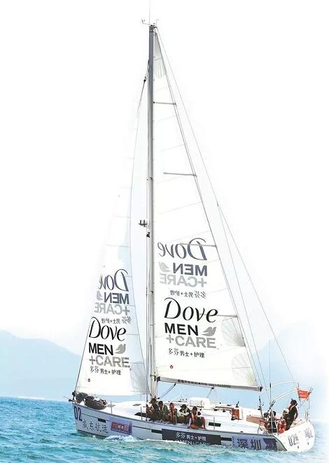 1600海里远航深圳船队夺冠