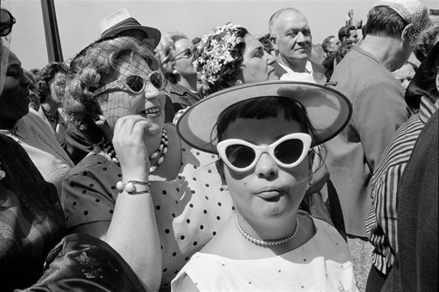 『老照片』亨利·卡蒂埃-布列松经典摄影作品