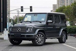普拉多陆巡奔驰G 15-200万这6款硬派SUV最高优惠15万