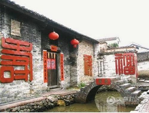 好山好水养生地 探秘广东不为人知的四大长寿村