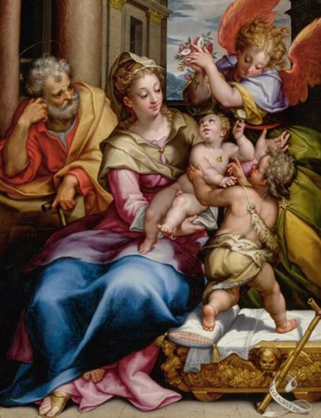 纽约苏富比将呈献西洋古典艺术拍卖