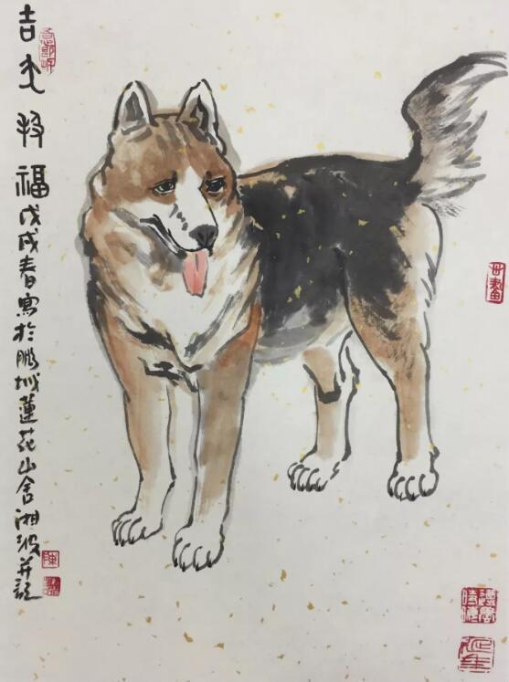 江山比玉——陈湘波中国画品鉴会在广州举办