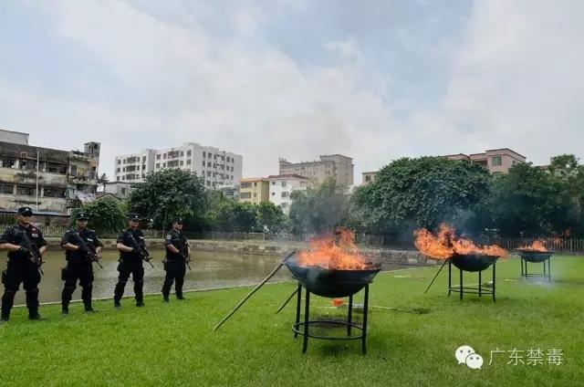 广东青少年禁毒宣传统一行动月活动启动