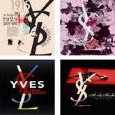 """垂直组合的YSL Logo""""趣玩"""",设计师Vaccarello的符号美学?"""