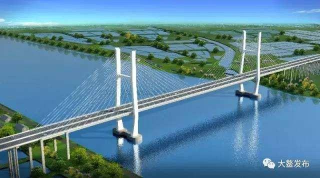 银洲湖高速公路选址公示 计划明年开工建设