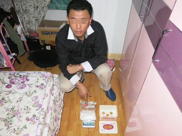 韶关3吸毒男开套牌车狂闯红灯50次被抓