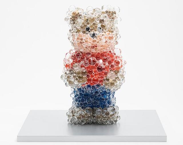 佩斯画廊举办kohei nawa的美国首次个展
